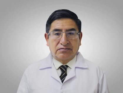 Dr. PERALES GUTIERREZ PERCY MAURO
