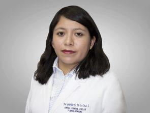 Dra. DE LA CRUZ SALCEDO GABRIEL ERIKA
