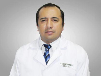 Dr. CARRILLO CORDOVA RAÚL FERNANDO