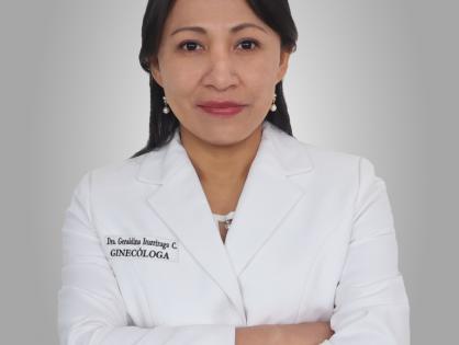Dra. Geraldina Iturrizaga Colonio